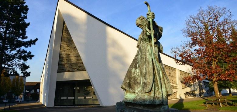 Kirchenführung - Kolumban einst und heute
