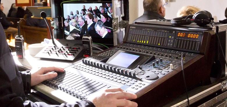 Festspielgottesdienst mit Radioübertragung