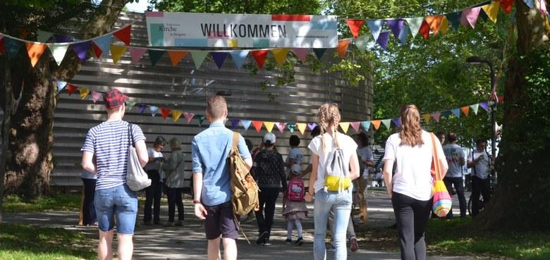 50 Jahre Diözese – Festmesse im Dom und wie es weiter geht