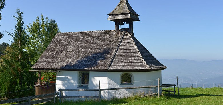 Bergmesse Kapelle Furx